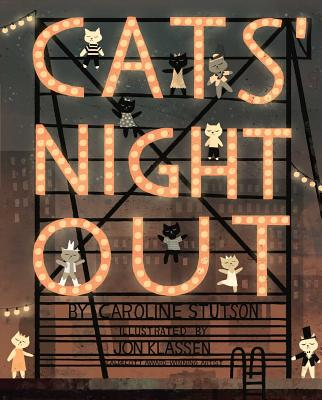 Cats' Night Out Cover