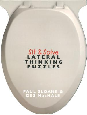 Sit & Solve Lateral Thinking Puzzles Cover Image
