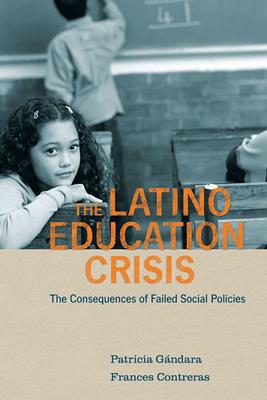 The Latino Education Crisis Cover