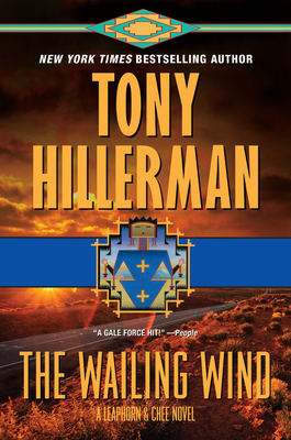 The Wailing Wind: A Leaphorn and Chee Novel Cover Image