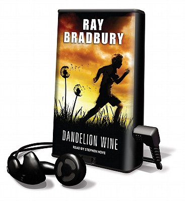Dandelion Wine [With Earbuds] Cover Image