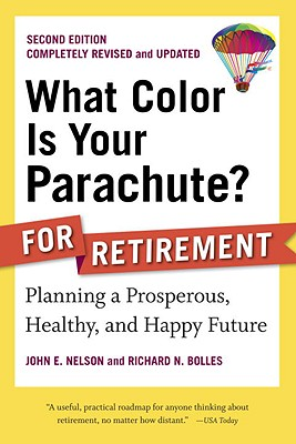 What Color Is Your Parachute? for Retirement Cover