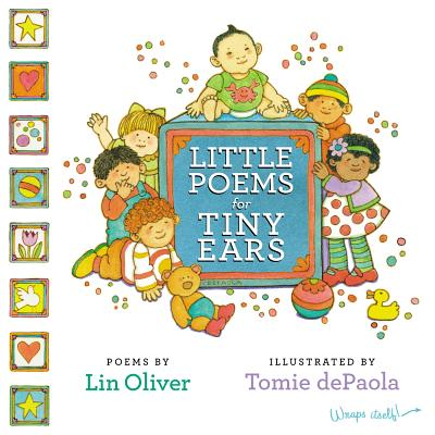 Little Poems for Tiny Ears Cover