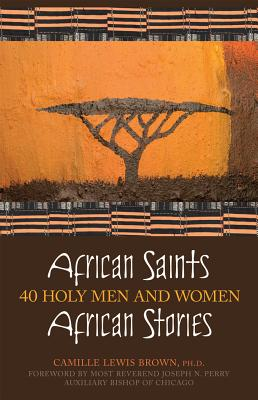 African Saints, African Stories Cover