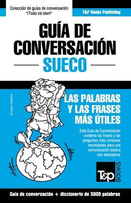 Guía de Conversación Español-Sueco y vocabulario temático de 3000 palabras Cover Image