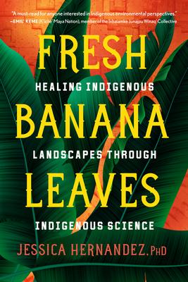 Cover for Fresh Banana Leaves