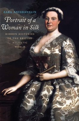 Portrait of a Woman in Silk Cover