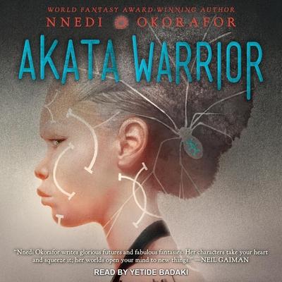 Cover for Akata Warrior