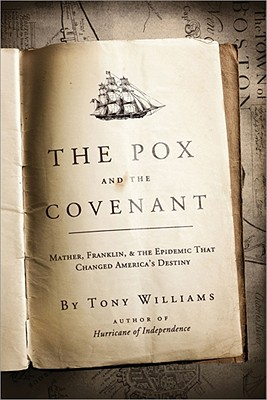 The Pox and the Covenant Cover