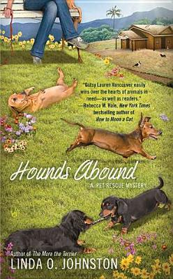 Hounds Abound Cover