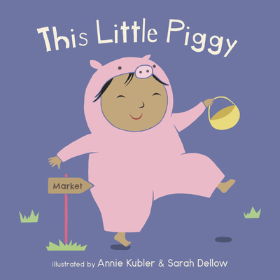 This Little Piggy (Baby Board Books) Cover Image