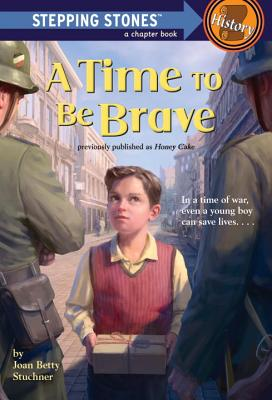 A Time to Be Brave Cover