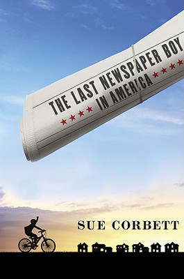 The Last Newspaper Boy in America Cover