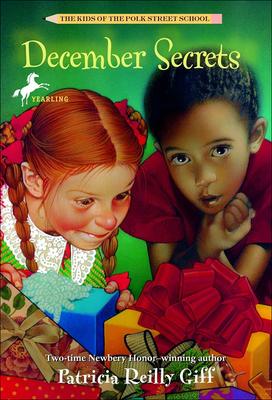 December Secrets (Kids of the Polk Street School (Prebound) #4) Cover Image
