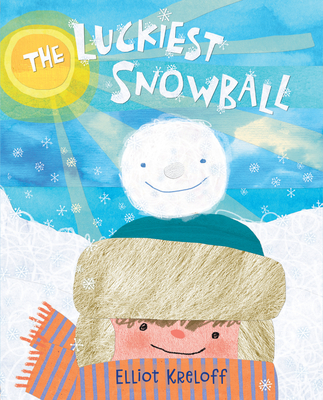 Cover for The Luckiest Snowball