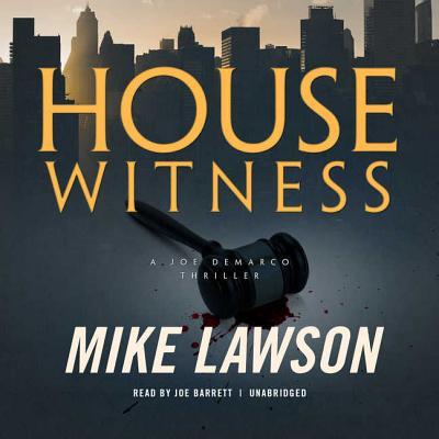 Cover for House Witness Lib/E