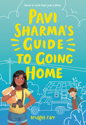 Pavi Sharma's Guide to Going Home Cover Image