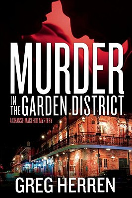 Murder in the Garden District Cover