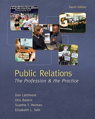 Public Relations: The Profession & the Practice Cover Image