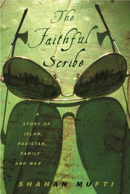 The Faithful Scribe Cover