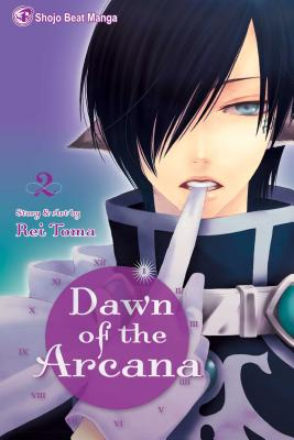 Dawn of the Arcana, Volume 2 Cover
