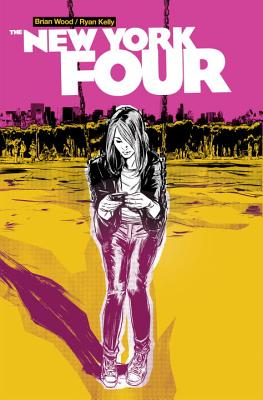 New York Four Cover Image