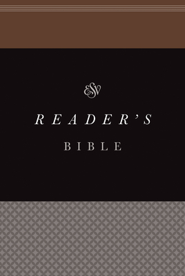 ESV Reader's Bible Cover Image