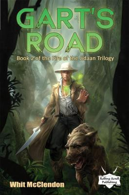 Gart's Road: Book 2 of the Fire of the Jidaan Trilogy Cover Image