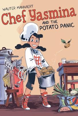 Chef Yasmina and the Potato Panic Cover Image
