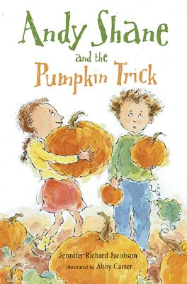 Andy Shane and the Pumpkin Trick Cover