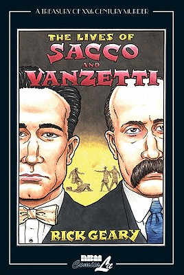The Lives of Sacco & Vanzetti Cover