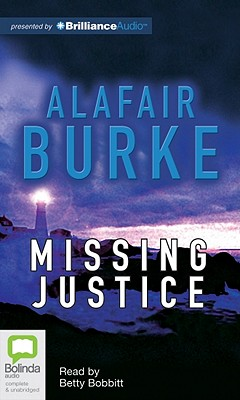 Missing Justice Cover