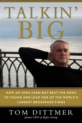 Cover for Talkin' Big