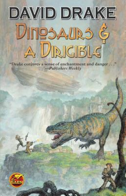 Dinosaurs and a Dirigible Cover Image