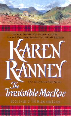 The Irresistible MacRae Cover