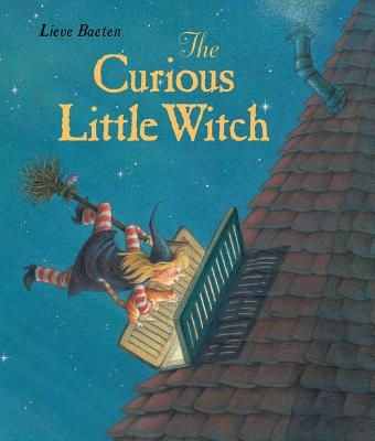 The Curious Little Witch Cover