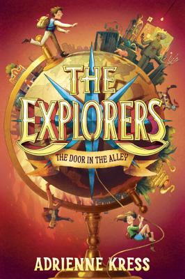 The Explorers: The Door in the Alley Cover Image