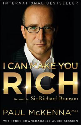 I Can Make You Rich Cover Image