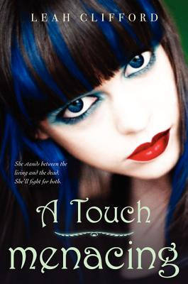 A Touch Menacing Cover