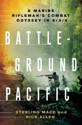 Battleground Pacific Cover