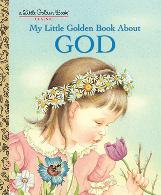 My Little Golden Book About God Cover Image