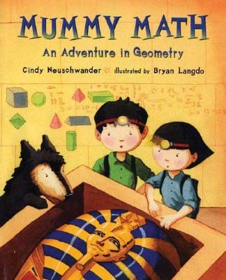Mummy Math Cover