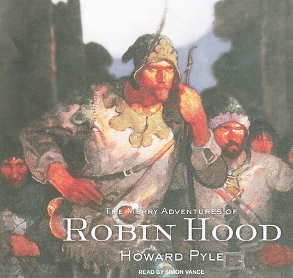 Cover for The Merry Adventures of Robin Hood
