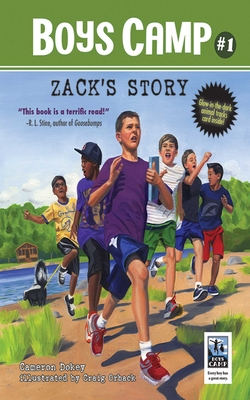 Cover for Boys Camp