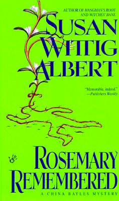 Rosemary Remembered Cover