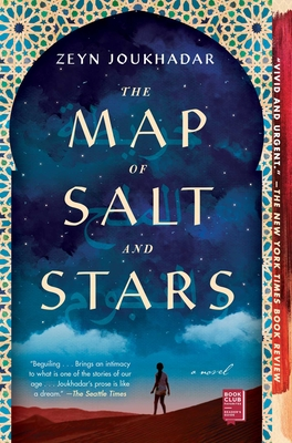 The Map of Salt and Stars: A Novel Cover Image