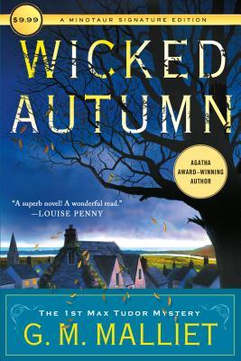 Wicked Autumn: A Max Tudor Novel Cover Image