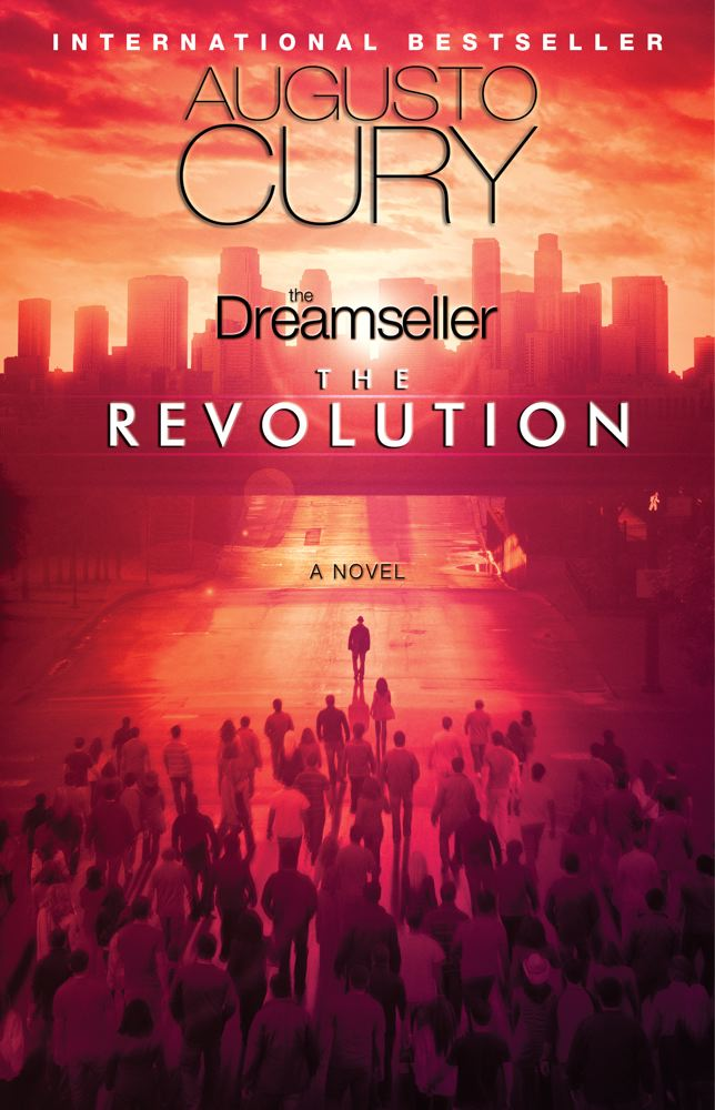 The Dreamseller Cover