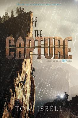 Cover for The Capture (Prey Trilogy #2)