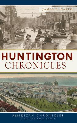 Huntington Chronicles Cover Image